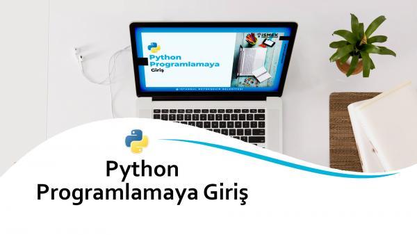 Python Programlamaya Giriş