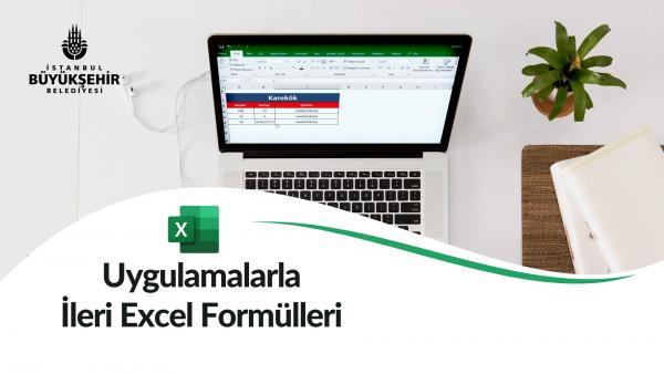 Uygulamalarla İleri Excel Formülleri