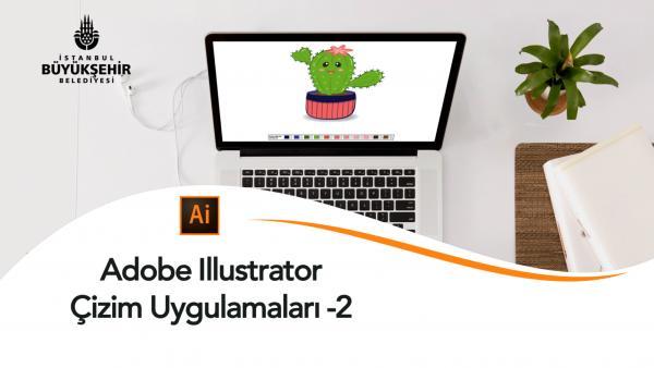 Adobe Illustrator Çizim Uygulamaları 2