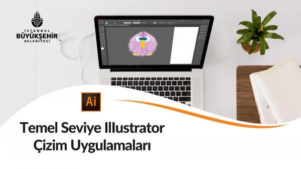 Temel Seviye Illustrator Çizim Uygulamaları